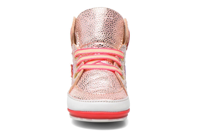 Baskets Shoesme Baby-Proof smart Rose vue portées chaussures
