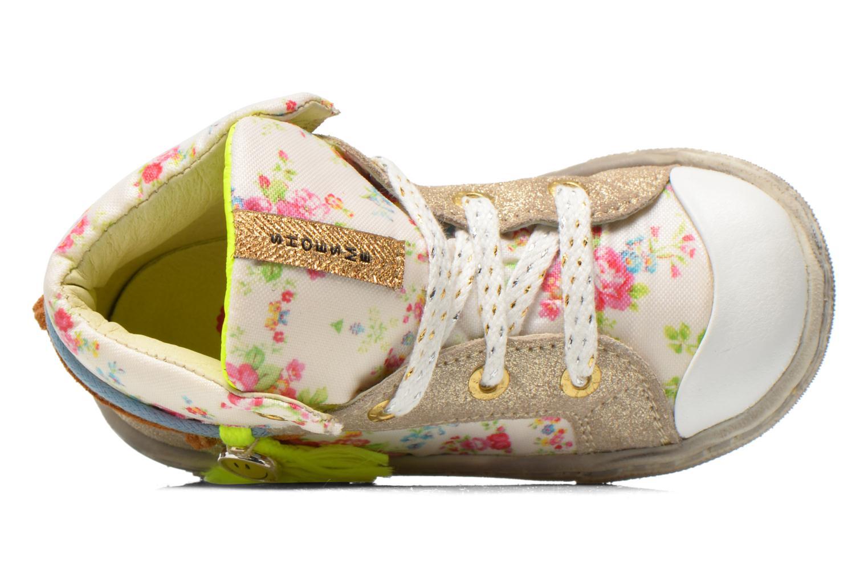 Baskets Shoesme Extreme Flex Beige vue gauche