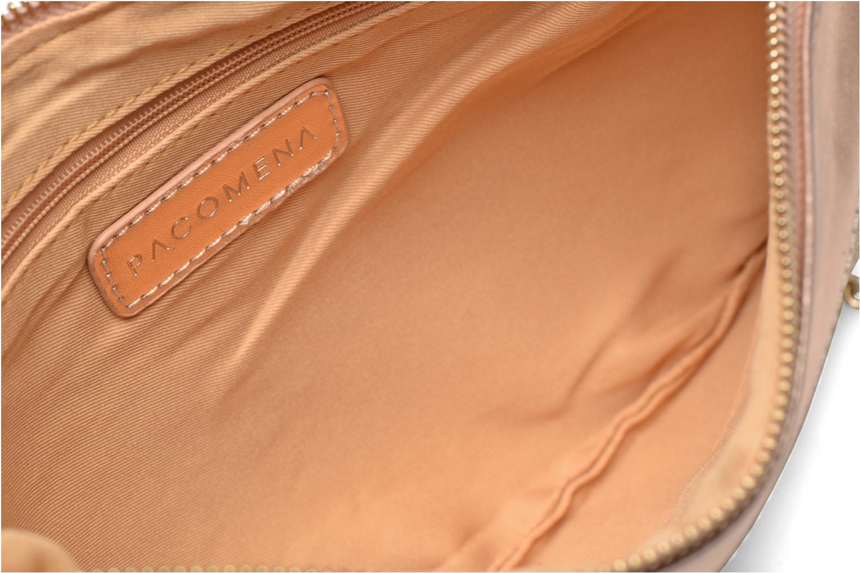 Sacs pochettes Menbur Centaurea Or et bronze vue derrière