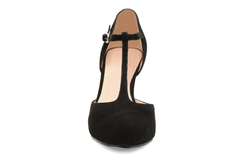 Zapatos de tacón Unisa Netan Negro vista del modelo
