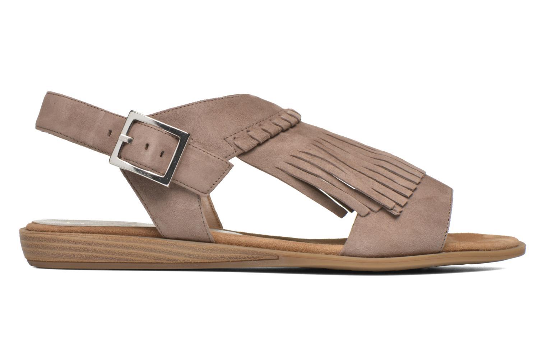 Sandali e scarpe aperte Unisa Amolo Marrone immagine posteriore