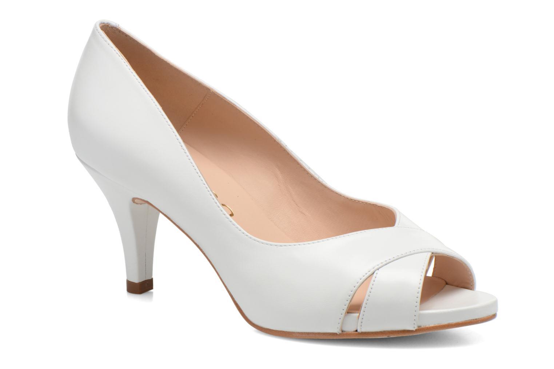 Lamis Nappa Silk White