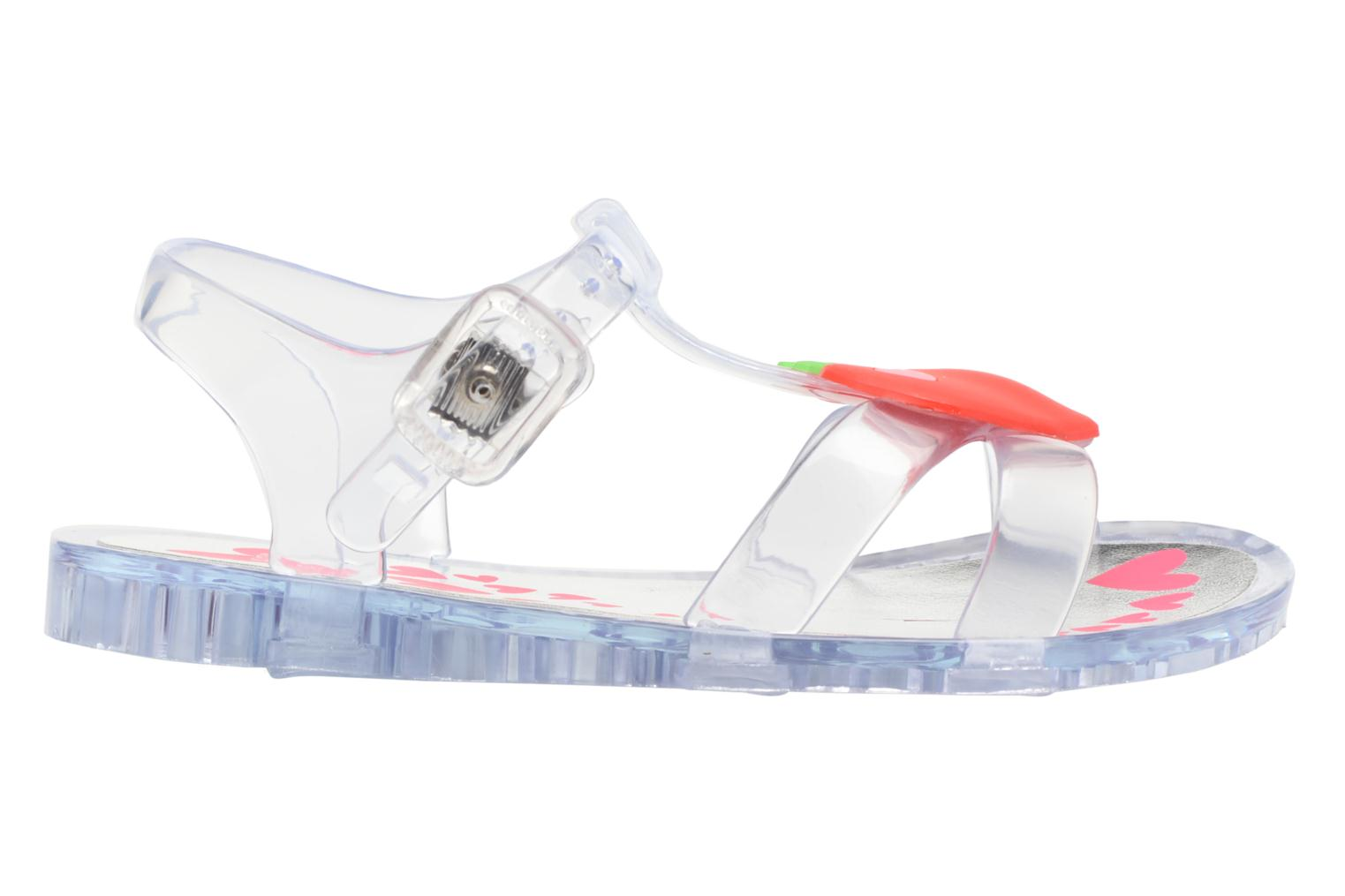 Sandals Agatha Ruiz de la Prada Playa Agatha Colorless back view
