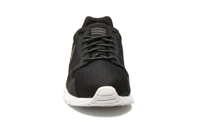 Sneakers Le Coq Sportif LCS R900 W Feminine Mesh Nero modello indossato