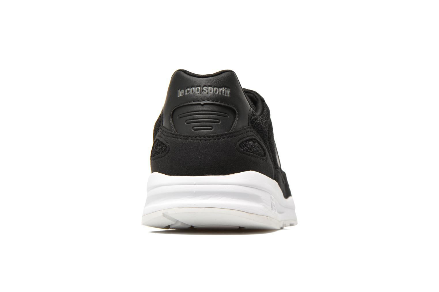 Trainers Le Coq Sportif LCS R900 W Feminine Mesh Black view from the right