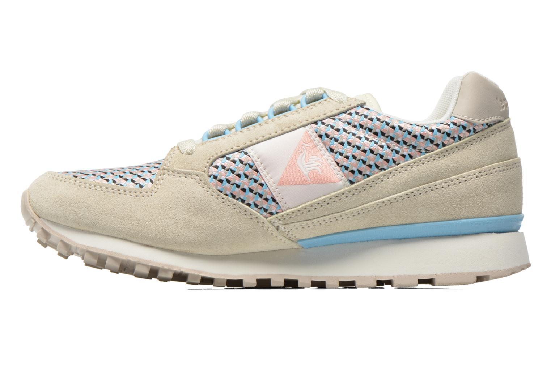 Sneakers Le Coq Sportif Eclat W Geo Jacquard Multicolor voorkant