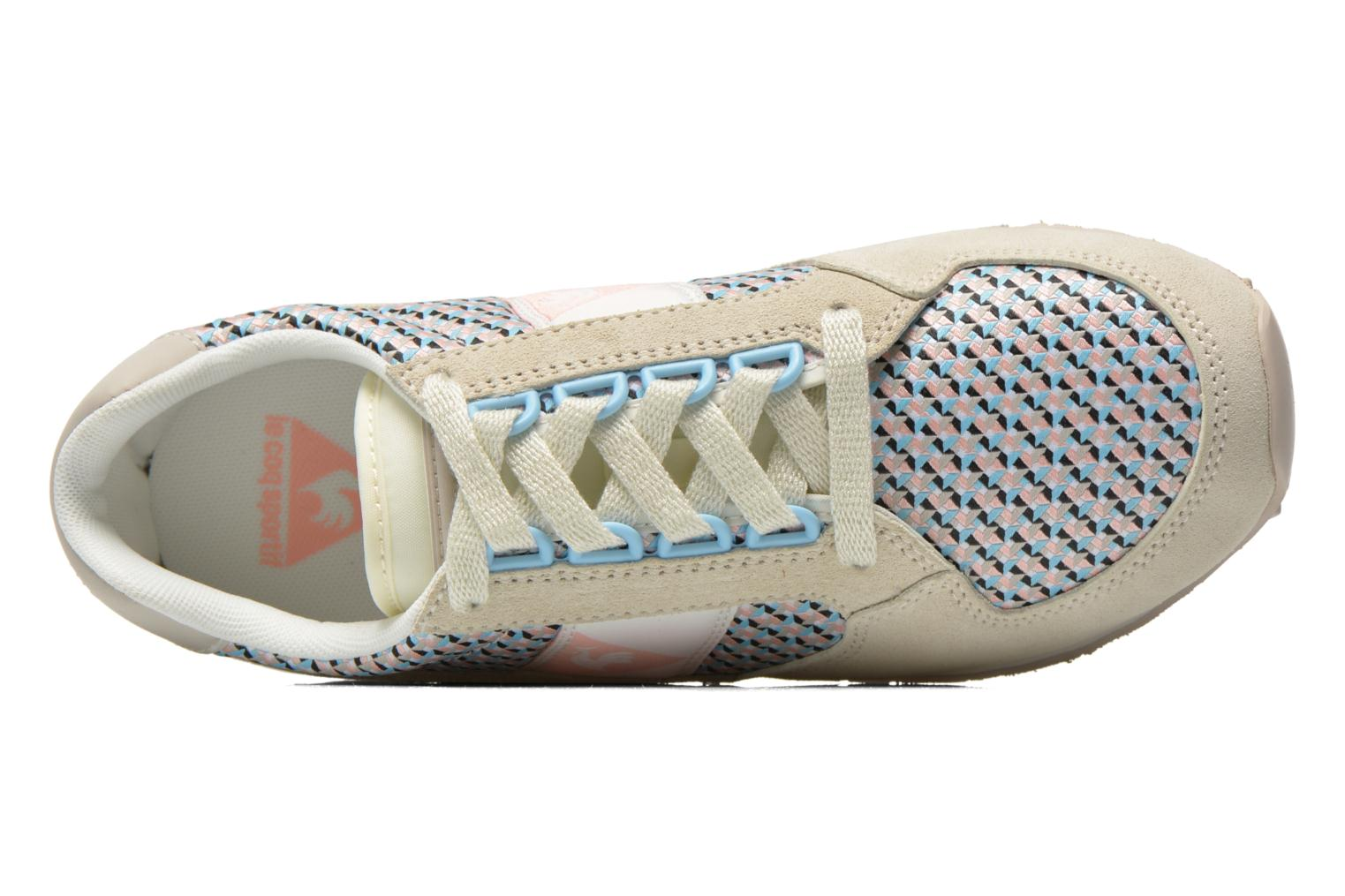 Trainers Le Coq Sportif Eclat W Geo Jacquard Multicolor view from the left