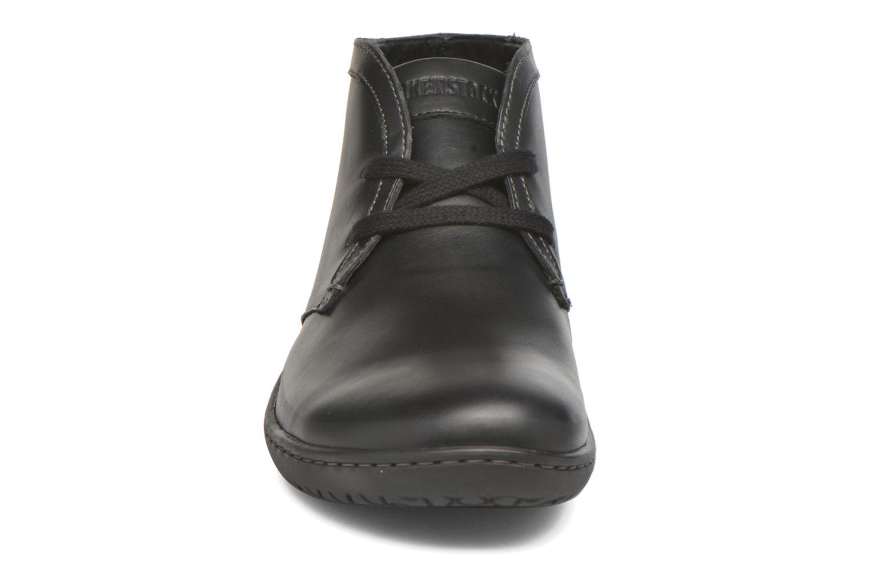 Snøresko Birkenstock Scarba Ladies Sort se skoene på