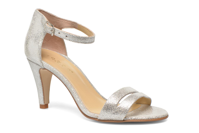 Sandales et nu-pieds Jonak Dream Argent vue détail/paire