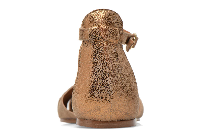 Dowdies Croute laminée bronze