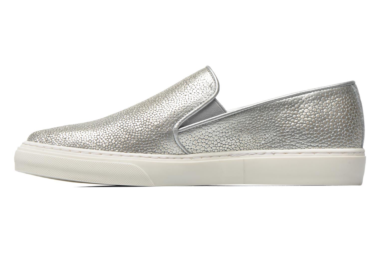 Zapatos especiales para hombres y mujeres Bronx Mec 3 (Plateado) - Deportivas en Más cómodo
