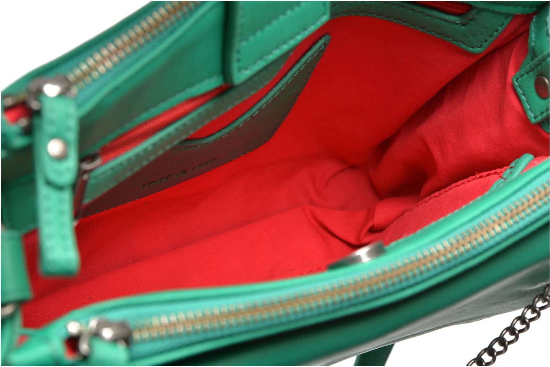 Handtaschen Nat & Nin Bianca grün ansicht von hinten