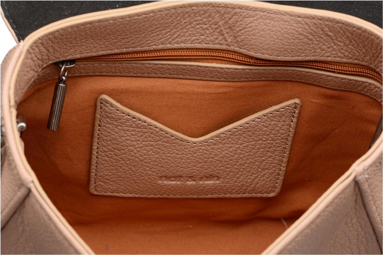 Handtaschen Nat & Nin Nova beige ansicht von hinten