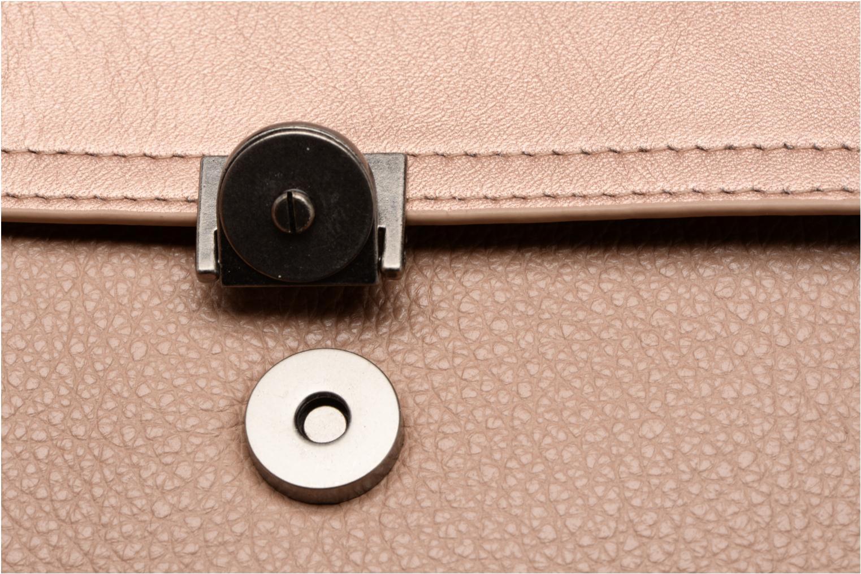 Handtaschen Nat & Nin Nova beige ansicht von links