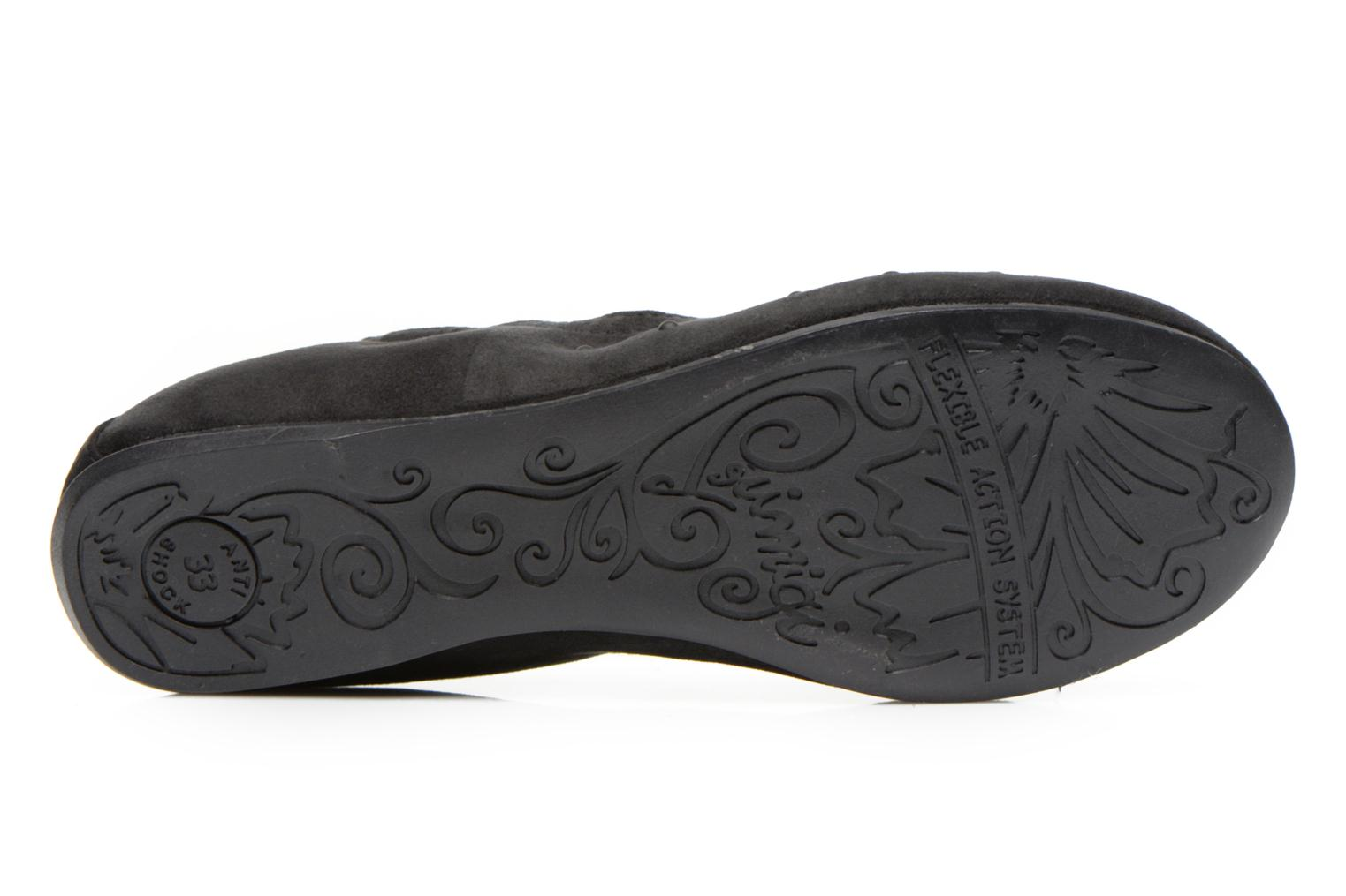 Ballet pumps Primigi Angy Black view from above