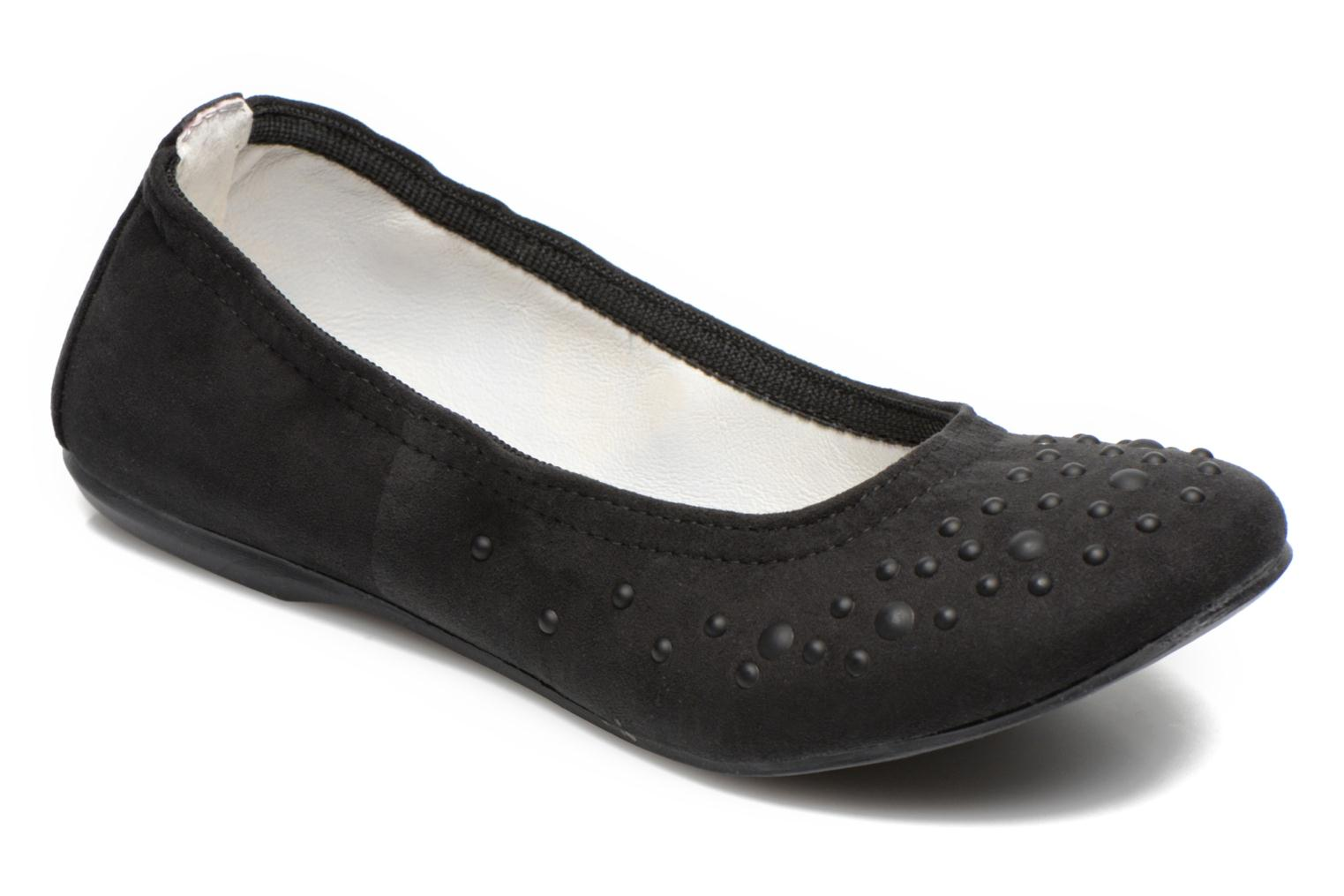 Ballet pumps Primigi Angy Black detailed view/ Pair view