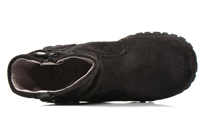 Stiefeletten & Boots Primigi Aileen Velour schwarz ansicht von links