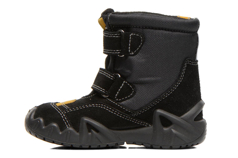 Stiefeletten & Boots Primigi Borgart-E schwarz ansicht von vorne
