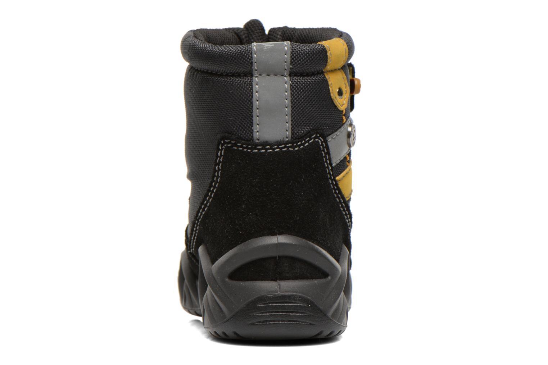 Bottines et boots Primigi Borgart-E Noir vue droite