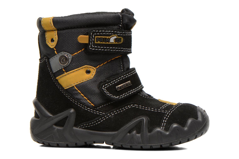Bottines et boots Primigi Borgart-E Noir vue derrière
