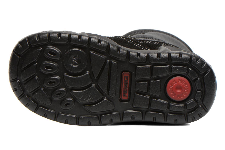 Stiefeletten & Boots Primigi Borgart-E schwarz ansicht von oben