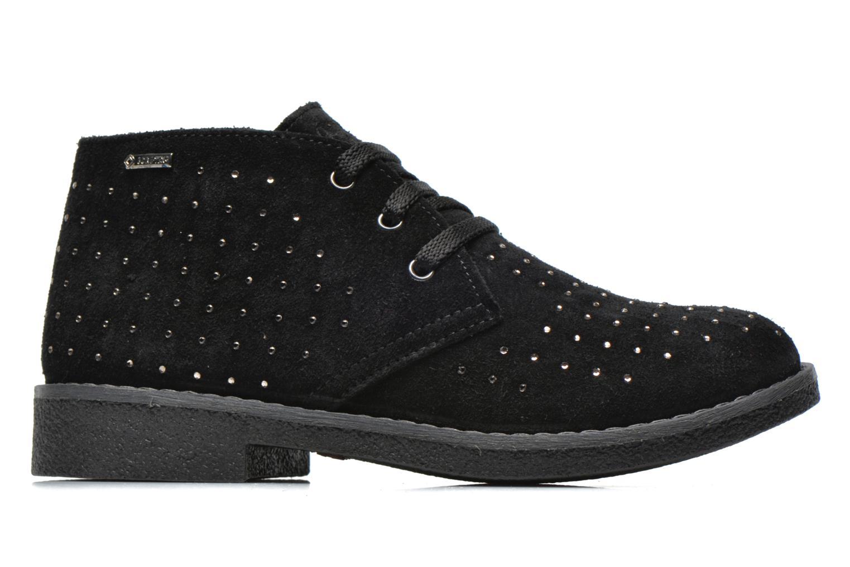 Zapatos con cordones Primigi Timka Negro vistra trasera