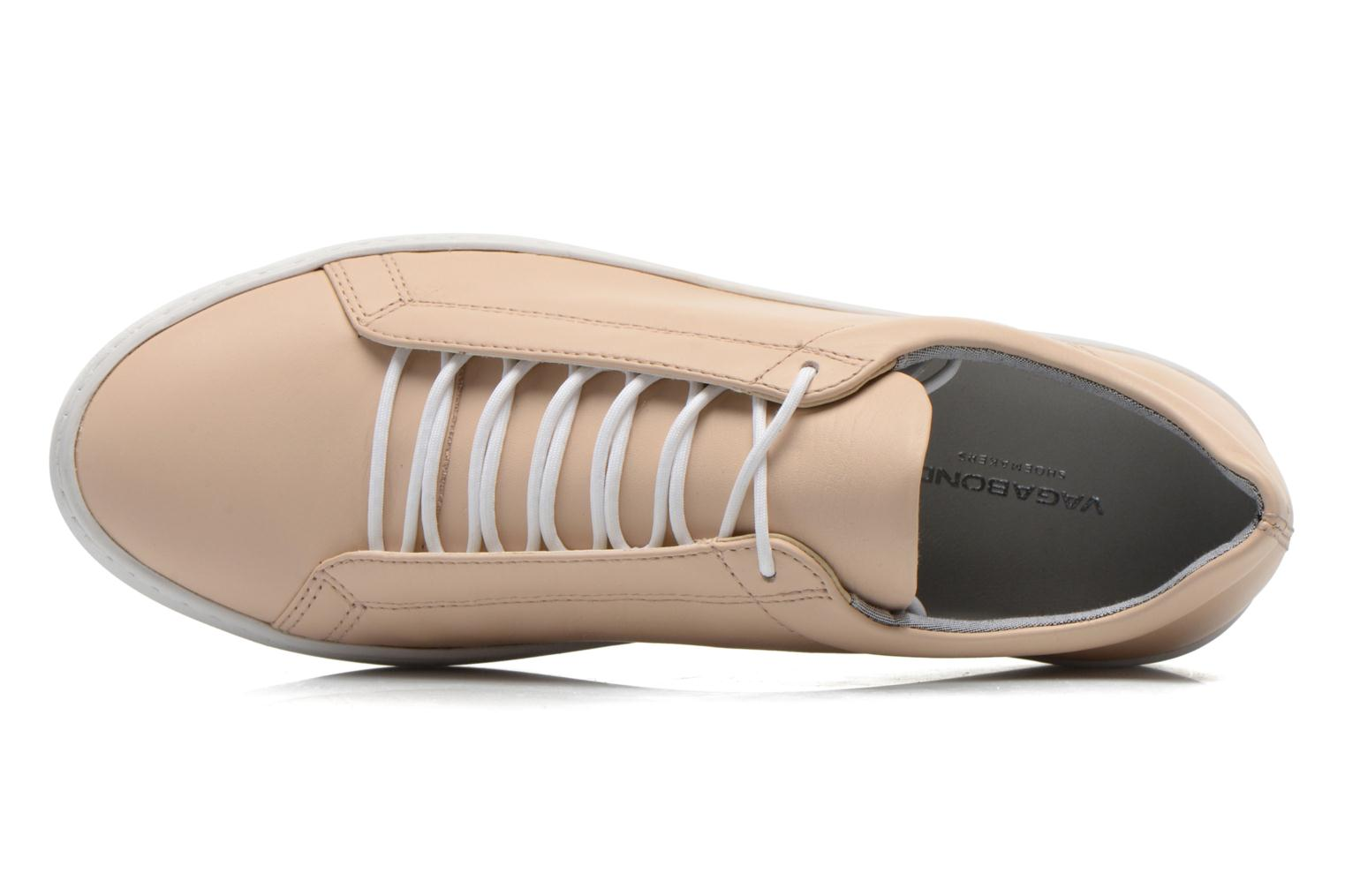 Trainers Vagabond Zoe 4121-001 Beige view from the left