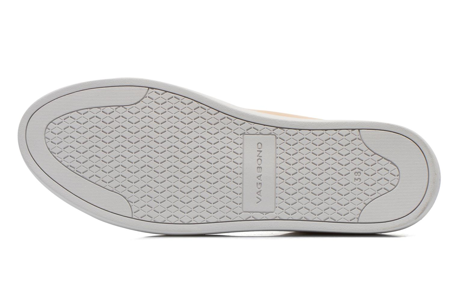 Trainers Vagabond Zoe 4121-001 Beige view from above