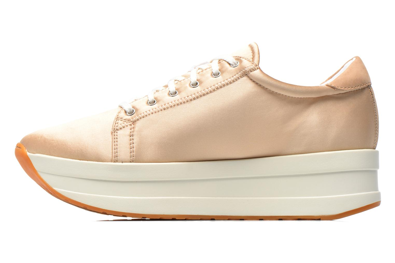 Sneaker Vagabond Casey 4322-085 beige ansicht von vorne