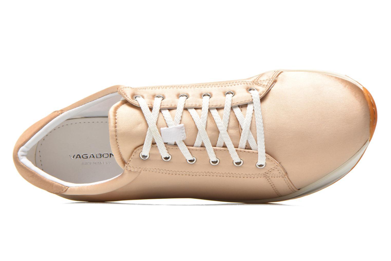 Sneaker Vagabond Casey 4322-085 beige ansicht von links