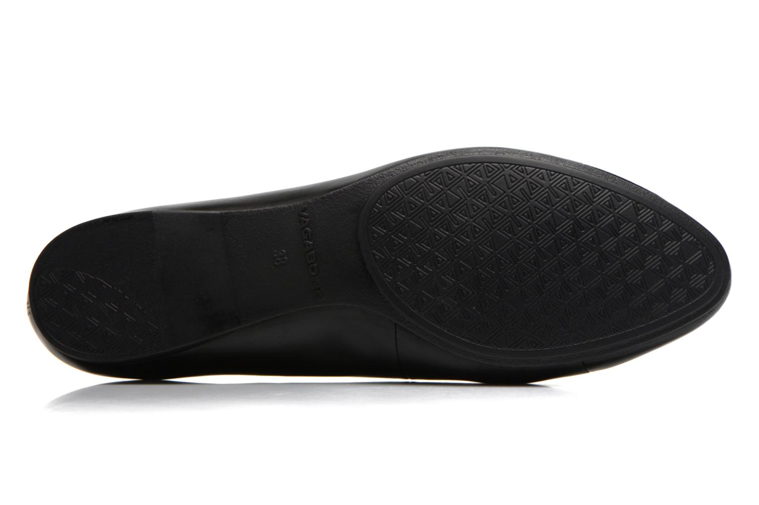 Ballet pumps Vagabond Shoemakers Savannah 4306-302 Black view from above