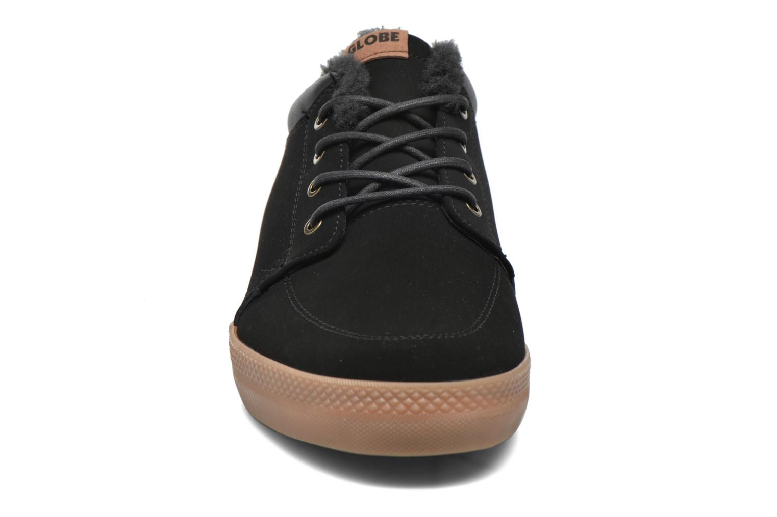 Trainers Globe Gs Chukka Black model view