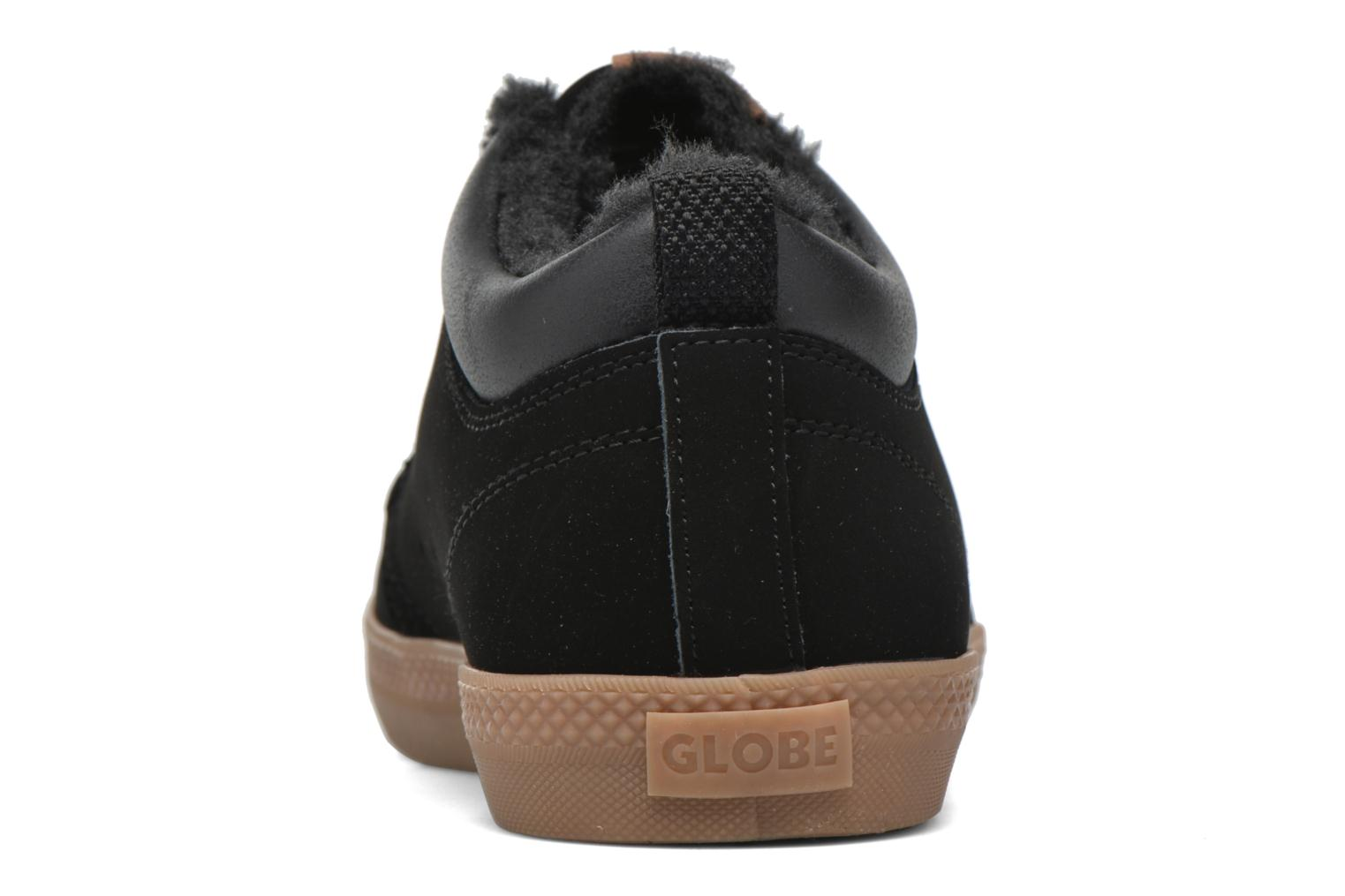 Trainers Globe Gs Chukka Black view from the right