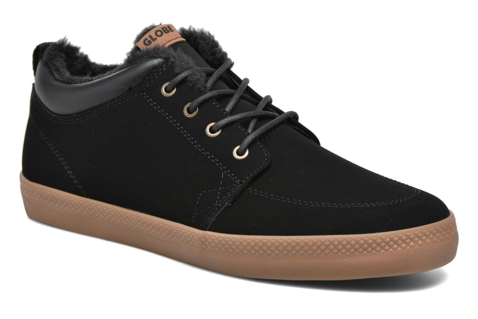 Trainers Globe Gs Chukka Black detailed view/ Pair view