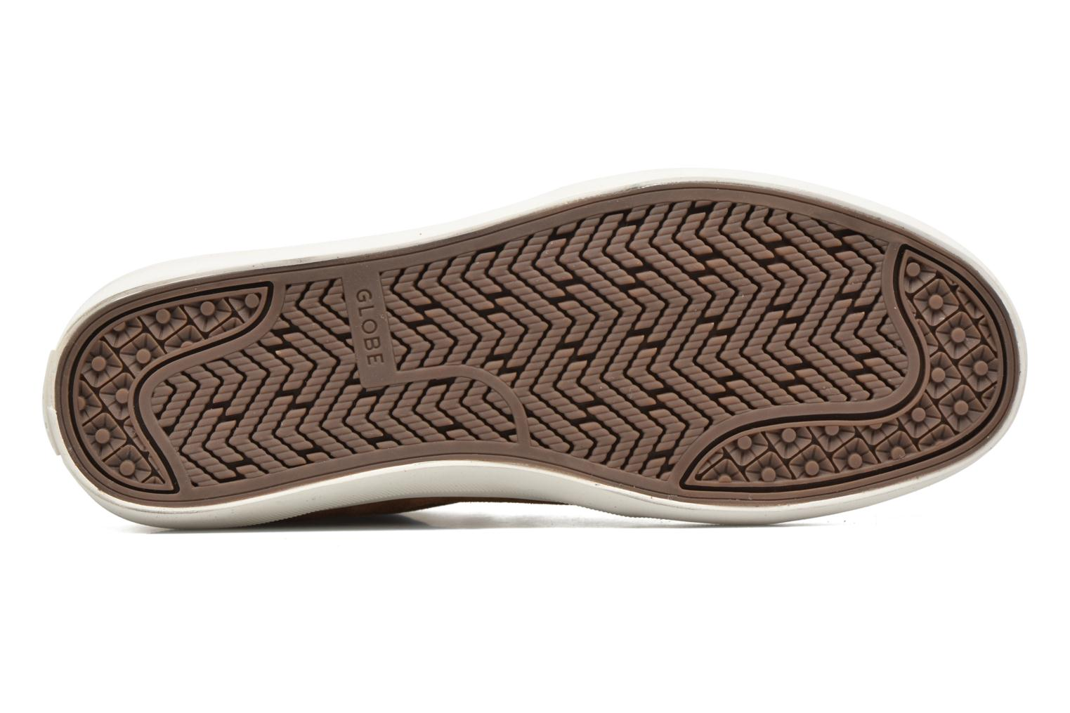 Trainers Globe Gs Chukka Brown view from above