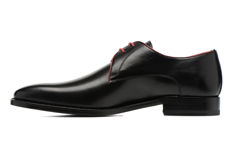 Chaussures à lacets Marvin&Co Luxe Welid - Cousu Blake Noir vue face