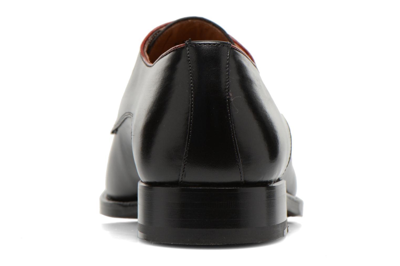 Chaussures à lacets Marvin&Co Luxe Welid - Cousu Blake Noir vue droite