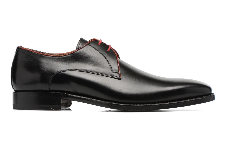 Chaussures à lacets Marvin&Co Luxe Welid - Cousu Blake Noir vue derrière