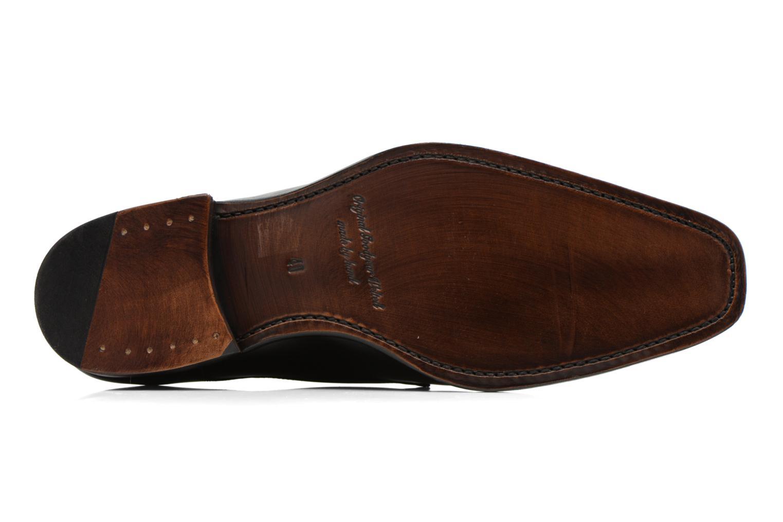 Chaussures à lacets Marvin&Co Luxe Welid - Cousu Blake Noir vue haut