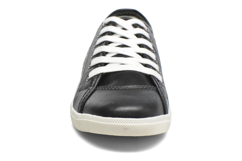 Baskets Dockers Soli Noir vue portées chaussures