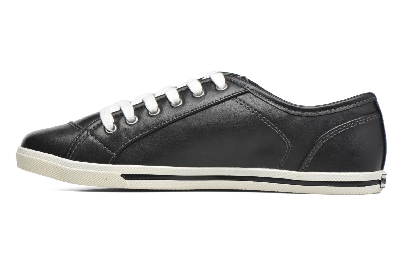 Sneaker Dockers Soli schwarz ansicht von vorne