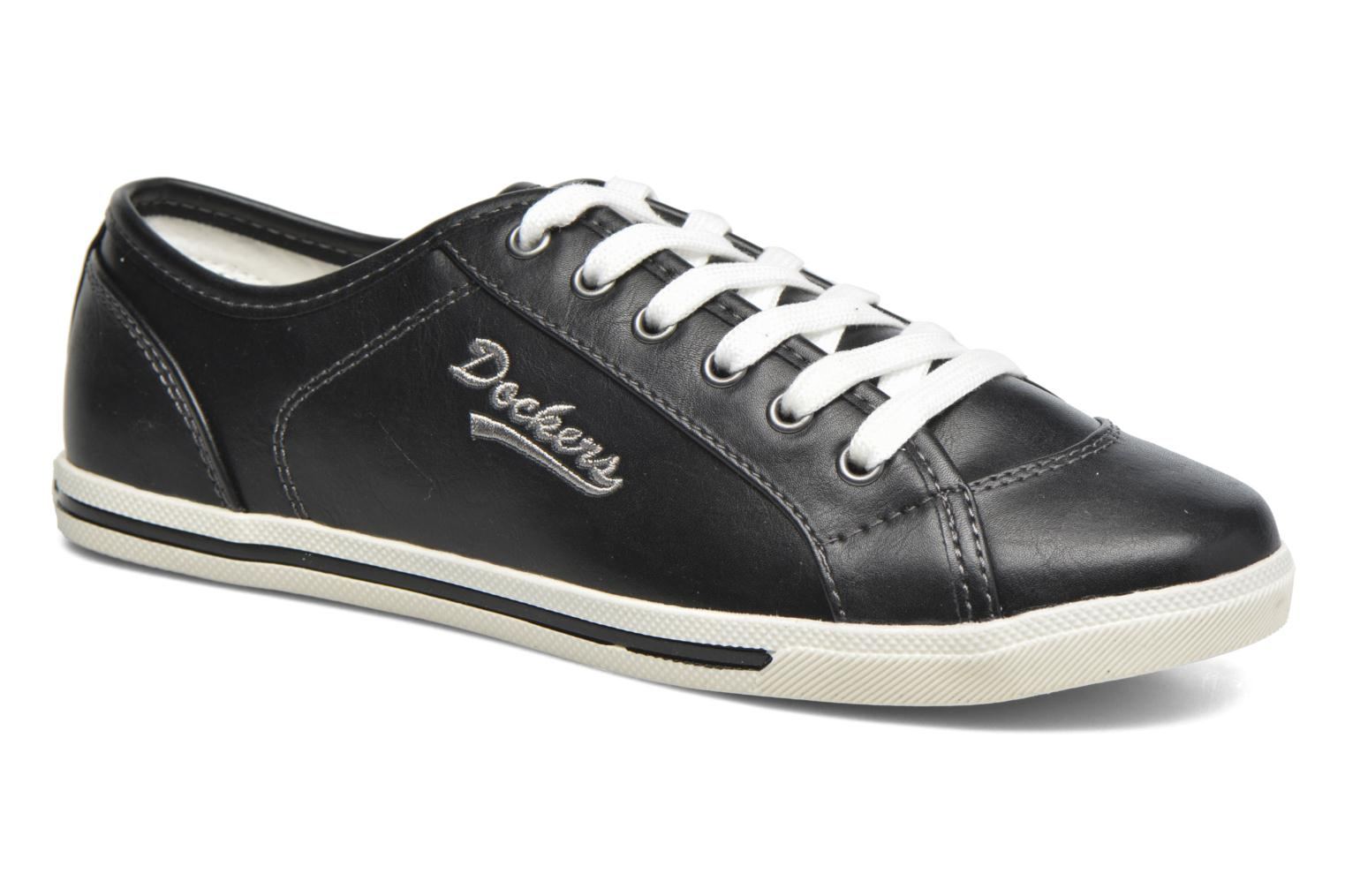 Trainers Dockers Soli Black detailed view/ Pair view