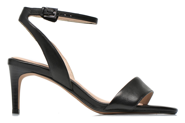 Sandales et nu-pieds Clarks Amali Jewel Noir vue derrière