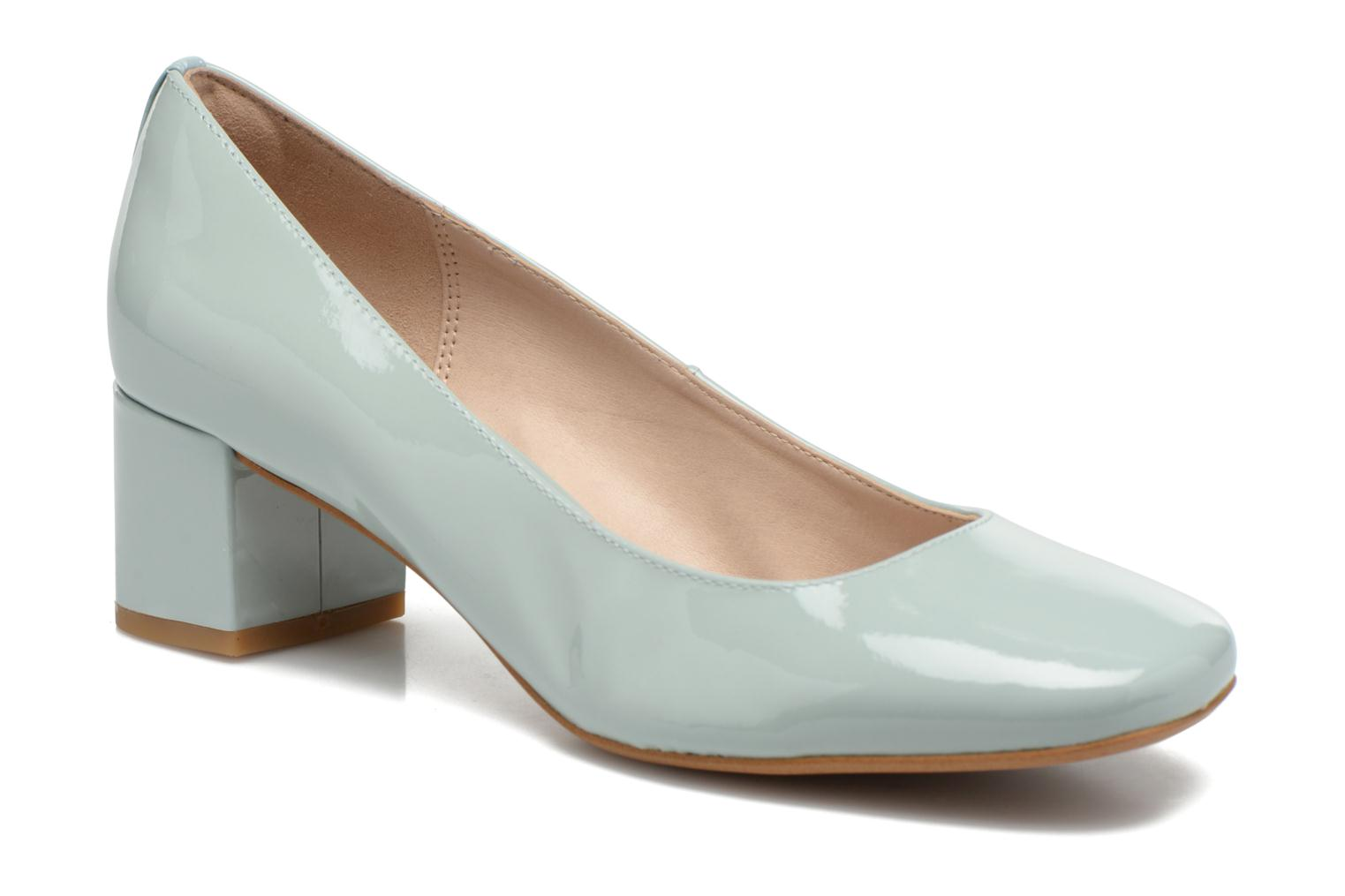 High heels Clarks Chinaberry Gem Blue detailed view/ Pair view