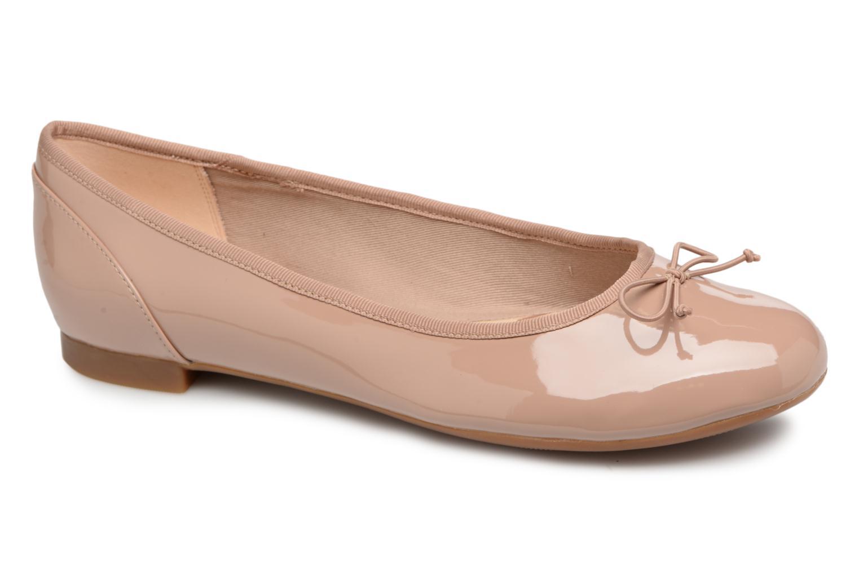 Zapatos promocionales Clarks Couture Bloom (Beige) - Bailarinas   Zapatos de mujer baratos zapatos de mujer
