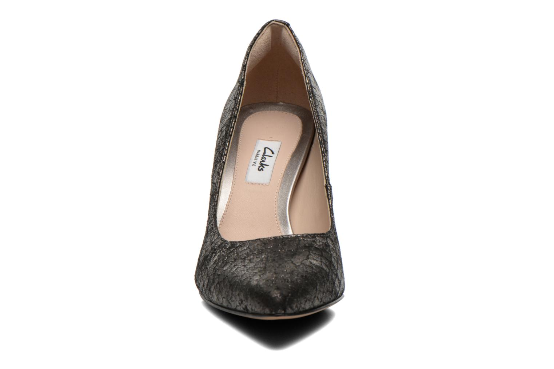 High heels Clarks Dinah Keer Bronze and Gold model view