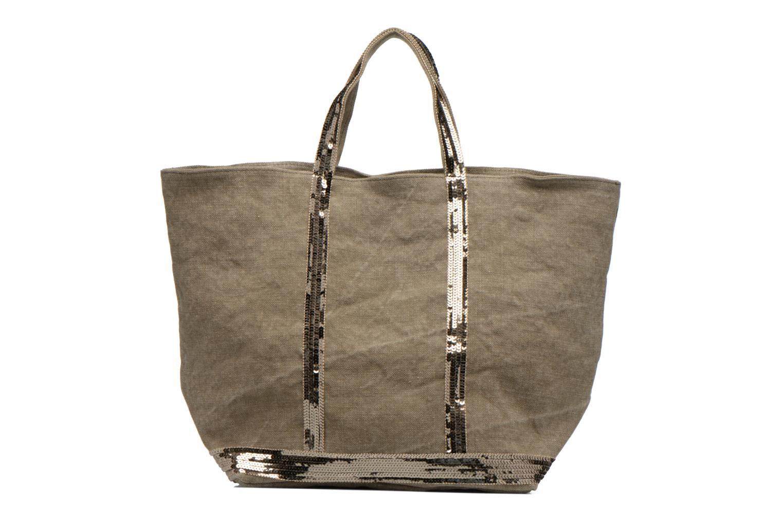 Handtaschen Vanessa Bruno Cabas Lin paillettes M+ grün detaillierte ansicht/modell