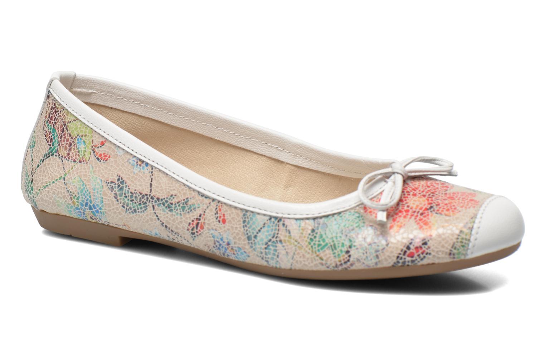 Ballet pumps Coco et abricot Ilse Multicolor detailed view/ Pair view