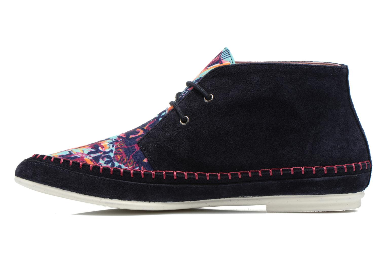 Chaussures à lacets Yum Gum Nicki Multicolore vue face
