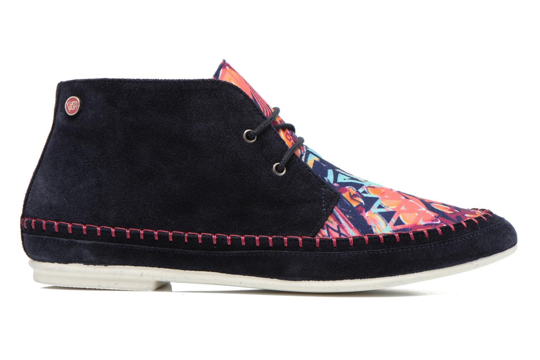 Chaussures à lacets Yum Gum Nicki Multicolore vue derrière